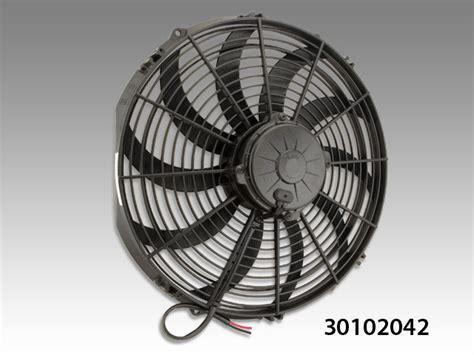 spal 14 electric fan race ready gt spal 14 high performance fans