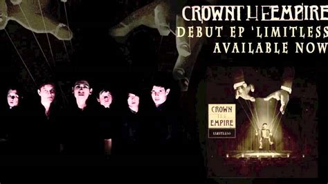 crown the empire breaking point crown the empire breaking point ep version youtube