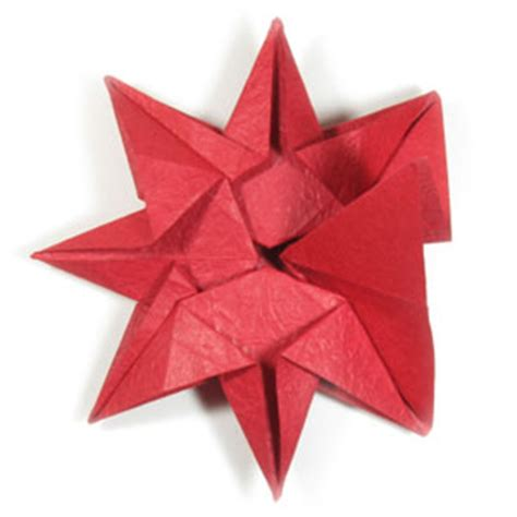 How To Make A Origami Sun - how to make an origami sun page 23