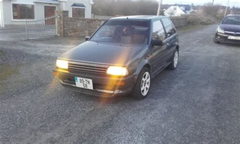 Toyota Starlet Boxy Boxy Starlet For Sale For Sale In Kilrush Clare From