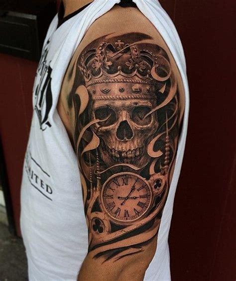 skull joker tattoo vorlagen 40 interesting skull tattoo designs for you tattoo ideen