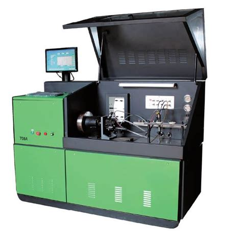 common rail test bench dynamic balancing machine diesel test bench manufacturer