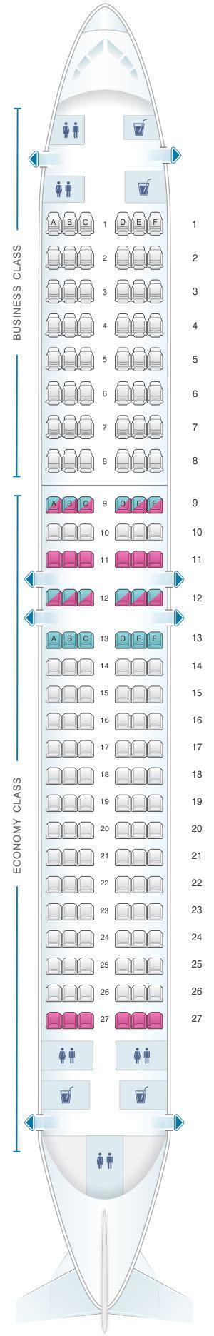 air algerie siege plan de cabine air algerie boeing b737 800 config 1