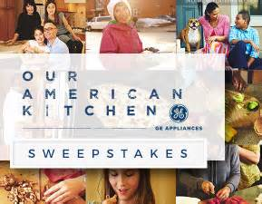 American Sweepstakes Network - food network our american kitchen sweepstakes sweepstakes in seattle
