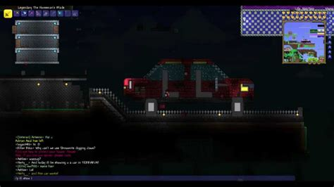 terraria lights working lights of car in terraria only lights work p