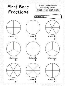 free printable math baseball worksheets baseball math literacy worksheets by harper s hangout tpt