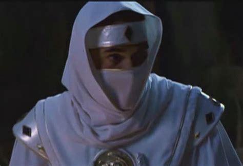 film ninja ranger cosplay tommy white ninja ranger