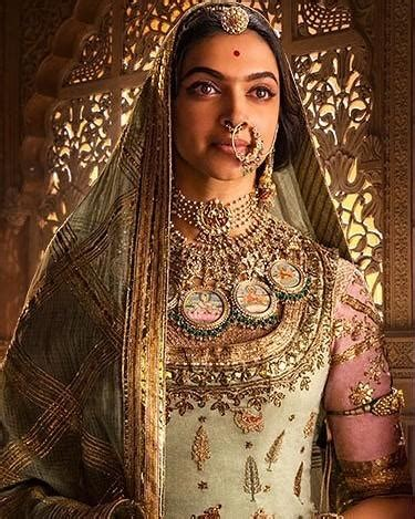 indian queen hairstyles padmavati take a look at unseen pictures of deepika