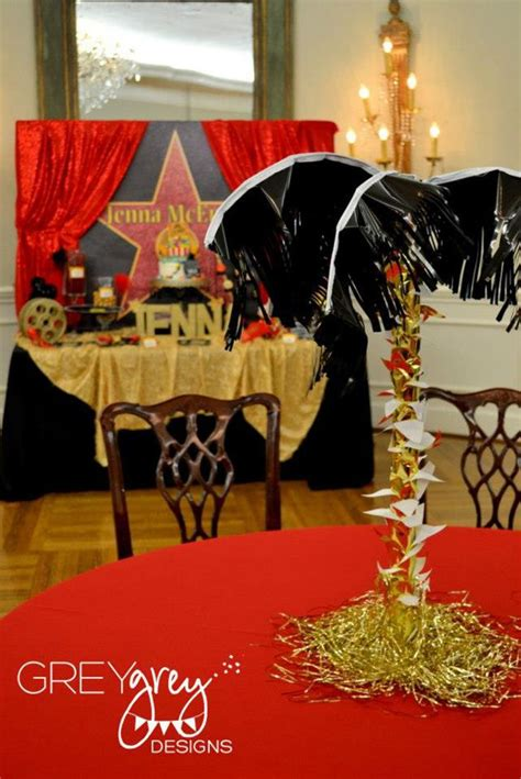 red carpet themed birthday party 17 best images about red carpet party on pinterest red