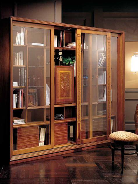 bibliotheque vitrine biblioth 232 que vitrine le cornici by carpanelli classic