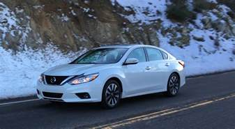 Nissan Altima Cars 2016 Nissan Altima Sl Review Us Drive Caradvice