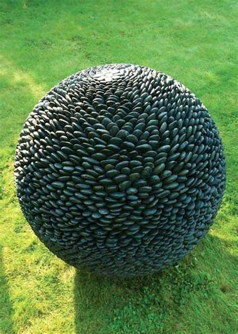 lovely diy ideas  spice  garden  pebbles art