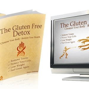 Detox Gluten And Dairy Free by Gluten Free Paleo Cookbook Dr Osborne