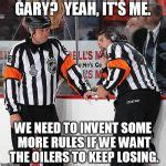 Hockey Meme Generator - hockey referee meme generator imgflip