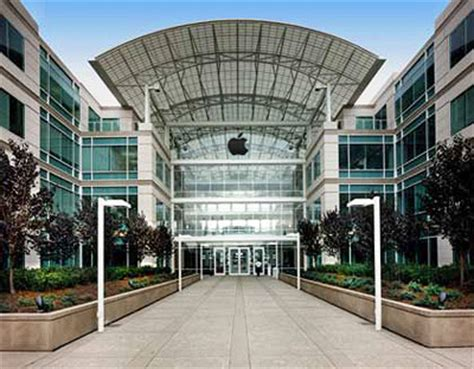 Mac Corporate Office by Apple Inc Company Bomb