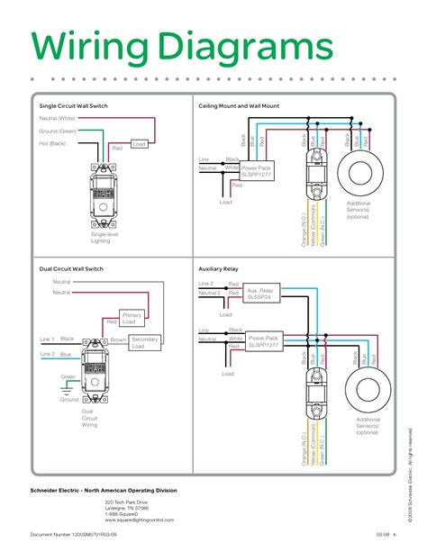 18 wiring diagram for indoor motion sensor hvac