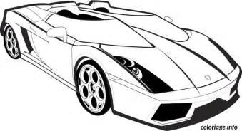 coloriage voiture lamborghini jecolorie