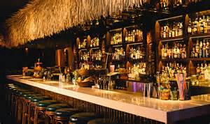 Backyard Bar Menu Spooky Drinking And Dining A Tiki Bar From The Twilight