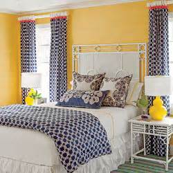 yellow and blue bedrooms yellow and blue bedroom have fun with color coastal living