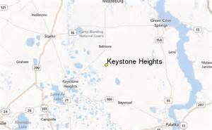 keystone heights florida map keystone heights weather station record historical