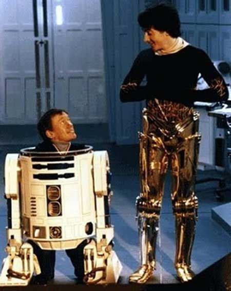 anthony daniels voice actor which actors were featured in both star wars trilogies