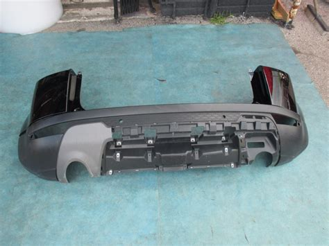 range rover rear origianal land rover evoque rear bumper cover oem parts