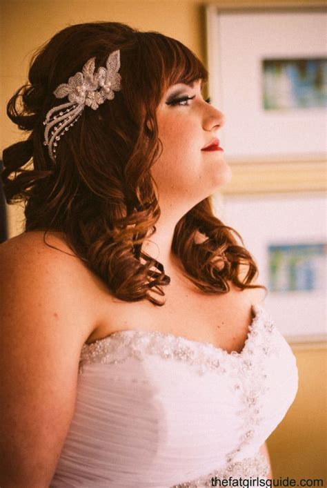 Wedding Hairstyles For Hair Plus Size by Plus Size Hair And Makeup Loved My Hair