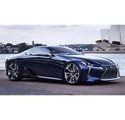 Lexus D&233pose Les Appellation LC500 Et LC500h  Le Blog Auto