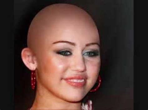 Is Bald She by Miley Cyrus Tells Cnn Why She Went Bald