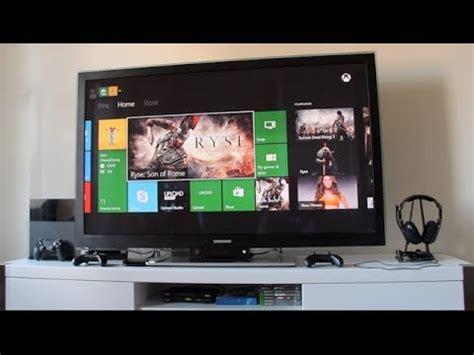 my next gen gaming setup ps4 amp xbox one gaming setup