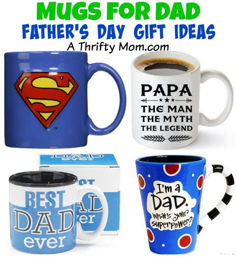 gifts for fathers day mugs for father s day gift ideas