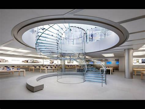 glasgeländer innen innen design treppe