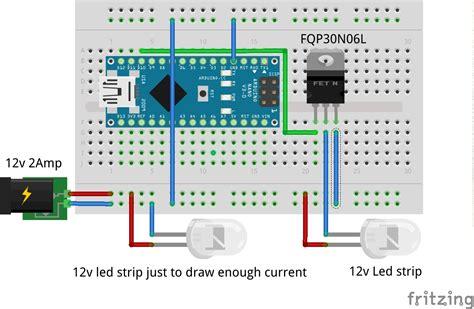 capacitor led dim led dimming wiring diagram capacitor wiring diagram schemes