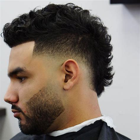 wonderful thick mohawk fade for thick mohawk fade 15 best mohawk fade haircuts haircuts models ideas