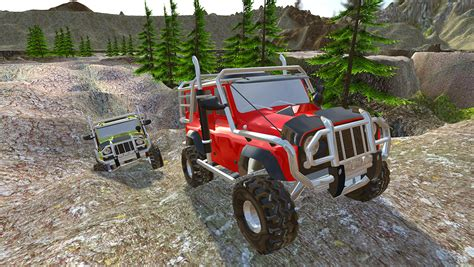 jeep mountain climbing app shopper 4x4 offroad extreme jeep stunt off road