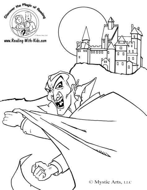 halloween coloring pages dracula halloween coloring dracula