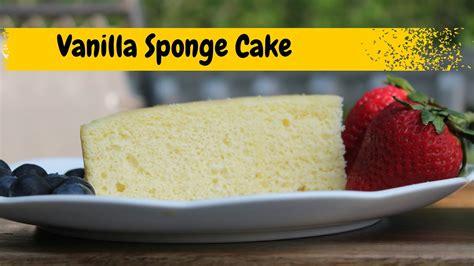 vanilla sponge cake recipe vanilla cake recipe simple sponge cake recipe all of