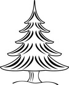 gambar pohon hitam putih clipart best