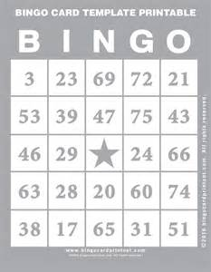 bingo card template printable bingocardprintout com