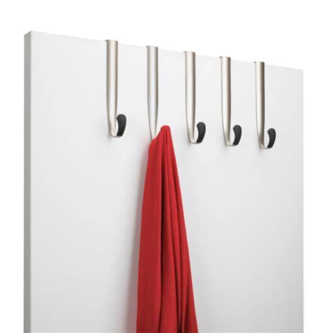 Door Coat Rack by Umbra The Door Coat Rack In The Door Hooks