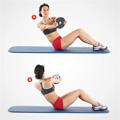 25 best ideas about russian twist on handle workout exercises for hips and