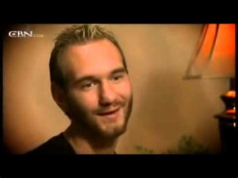 nick vujicic biography youtube life of nick vujicic by cbn com youtube