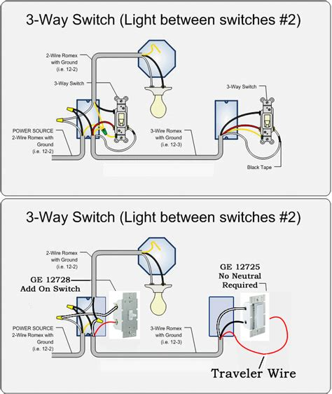 wiring three way switch diagram wiring diagram with
