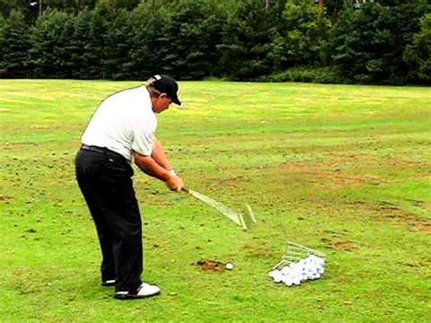 ian woosnam swing ian woosnam rear avi youtube