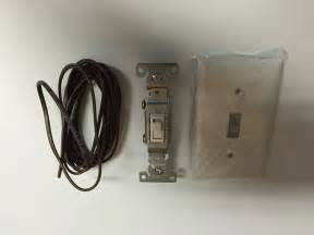 low voltage millivolt switch kit for gas log fireplaces ebay