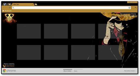 One Piece Google Chrome Themes