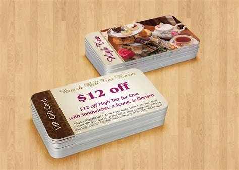Designer Gift Cards - gift card design for restaurants custom design in delaware graphic design print and