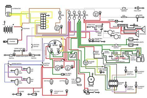 morris minor 1000 wiring diagram 1994 f250 electrical