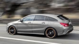 Mercedes Shooting Brake 2015 Mercedes Shooting Brake Revealed Car News