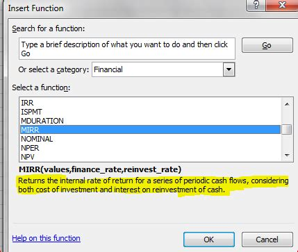 excel xirr tutorial limitations of excel s financial functions in excel 2010